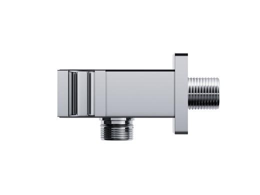 Hand shower holder Corsan CMU189CH chrome