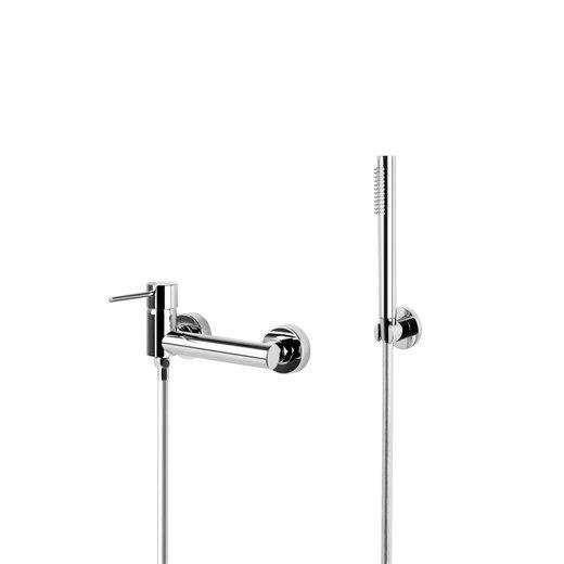 Shower set Corsan CMZ065CH chrome